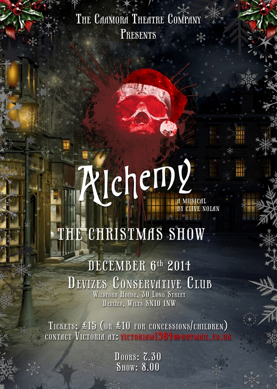 Alchemy Christmas Street